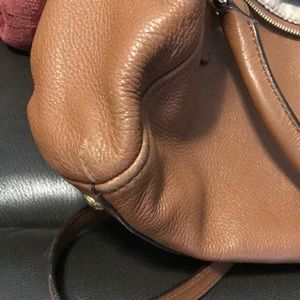 Michael Kors Bags - Michael Kors Soft Brown Leather Bag